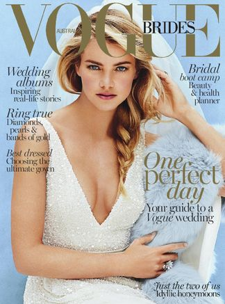 Vogue Australia Brides digital cover