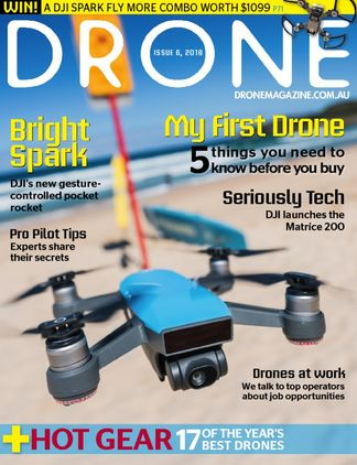 Drone digital cover