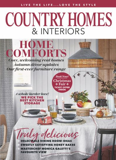 Country Homes & Interiors digital cover
