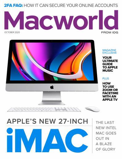 Macworld Australia digital cover