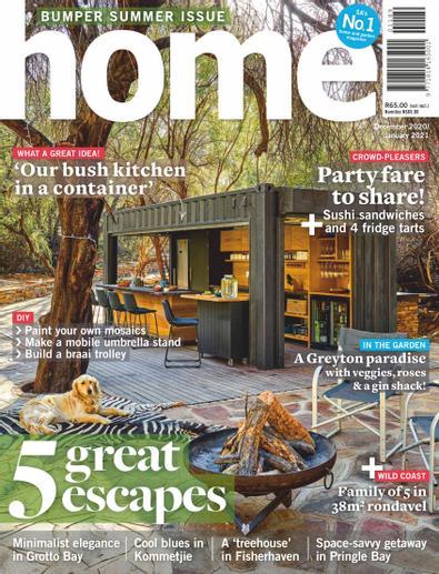 Home digital cover