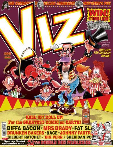 Viz digital cover