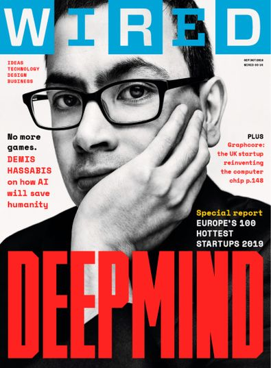 WIRED UK digital cover