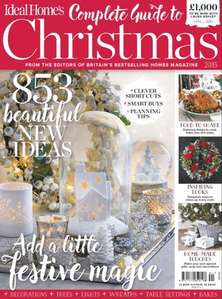 Ideal Home's Complete Guide to Christmas digital cover