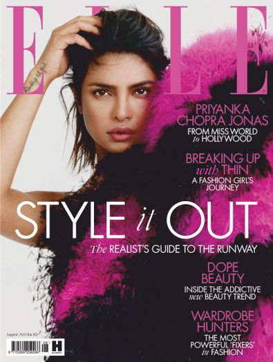 Elle UK digital cover