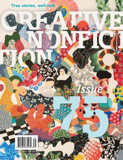 Creative Nonfiction digital cover