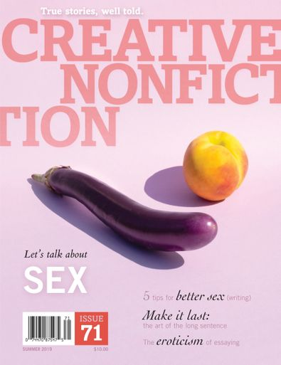 Creative Nonfiction digital cover