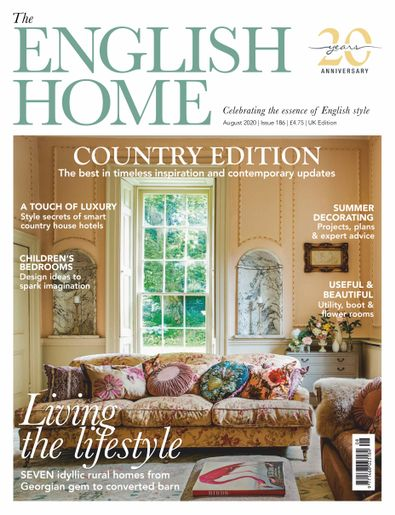 The English Home digital cover