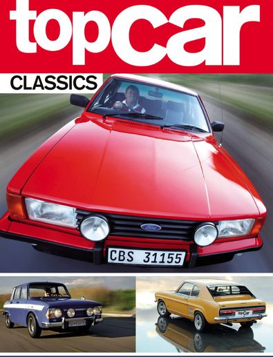 TopCar's Classic Performance Cars digital cover