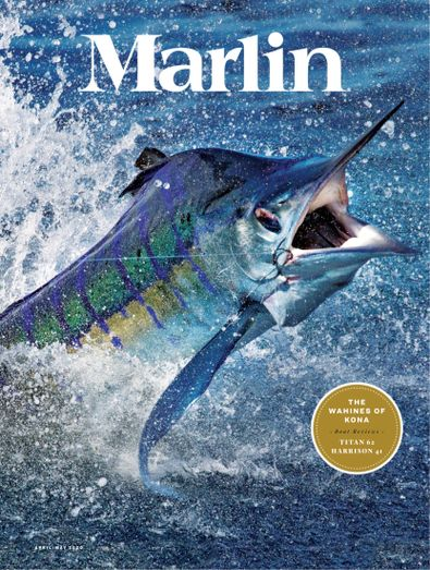 Marlin digital cover