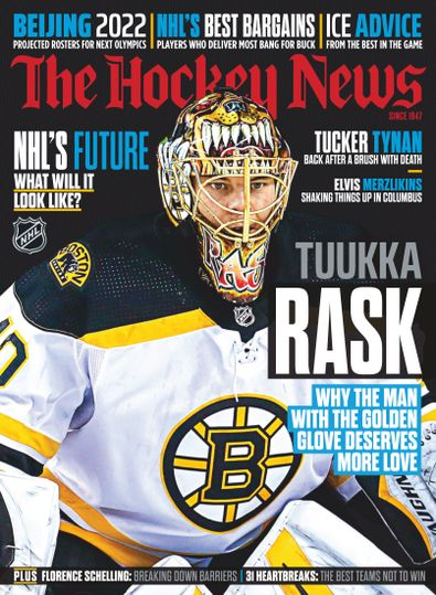 The Hockey News digital cover