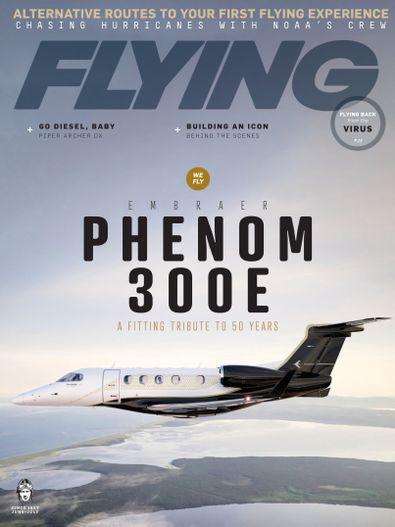 Flying digital cover