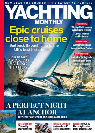 Yachting Monthly digital cover