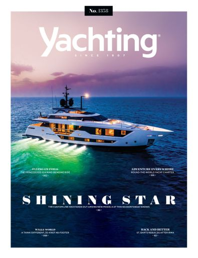 Yachting digital cover
