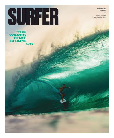 Surfer digital cover