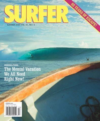 Surfer digital cover