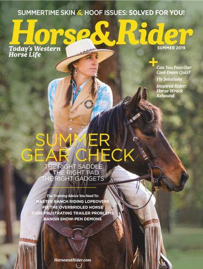 Horse & Rider digital cover