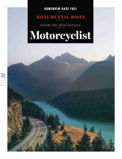 Sport Rider digital cover