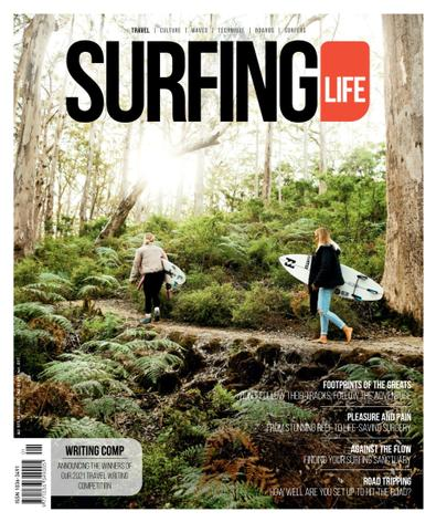Surfing Life digital cover