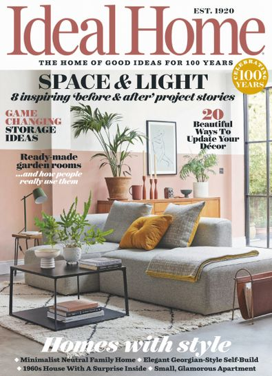 Ideal Home digital cover