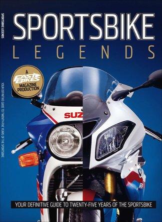 Fast Bikes Bookazine: Sportsbike Legends digital cover