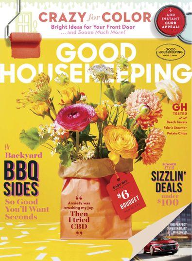 Good Housekeeping digital cover