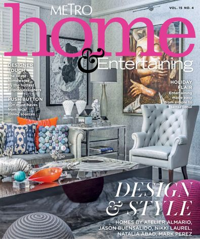Metro Home & Entertaining digital cover