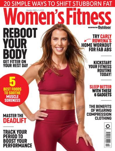 Health & Fitness digital cover