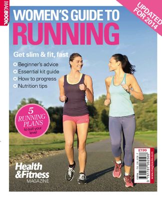 Health & Fitness Women's Guide to Running digital cover