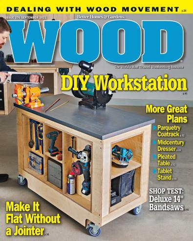 WOOD Magazine digital cover