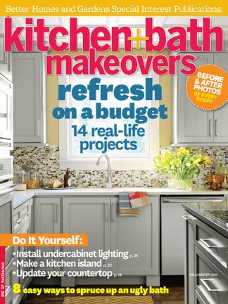 Kitchen & Bath Makeover digital cover