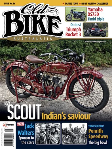 Old Bike Australasia digital cover