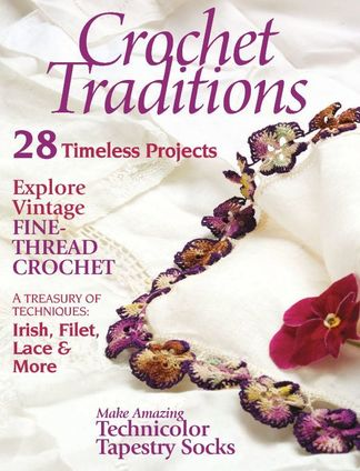 Crochet Traditions digital cover