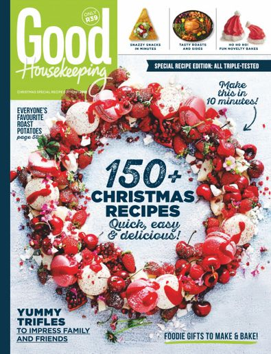 Good Housekeeping South Africa digital cover