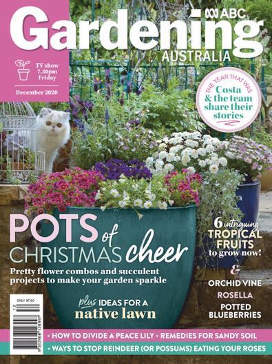 Gardening Australia digital cover