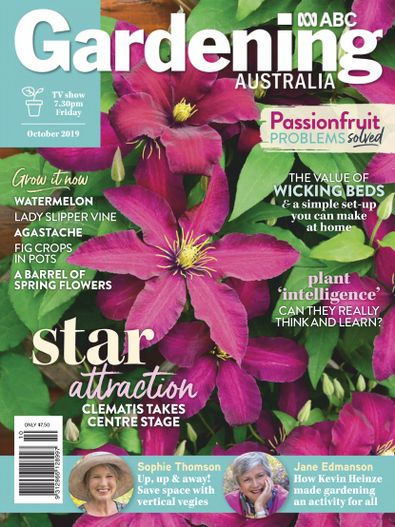 Gardening Australia digital cover