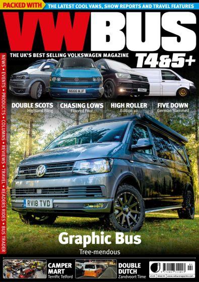 VW Bus T4&5+ digital cover