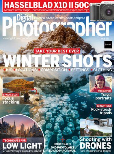 Digital Photographer cover