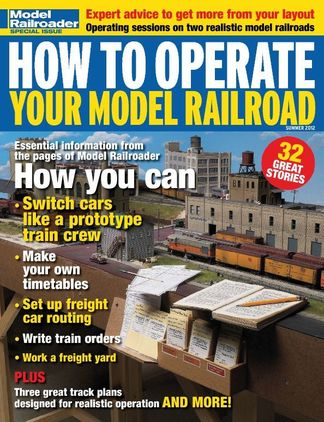 How to Operate Your Model Railroad digital cover
