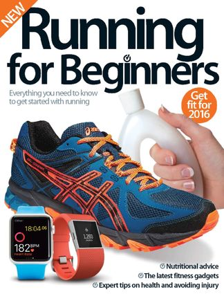 Running for Beginners digital cover