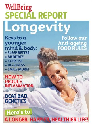 Longevity digital cover