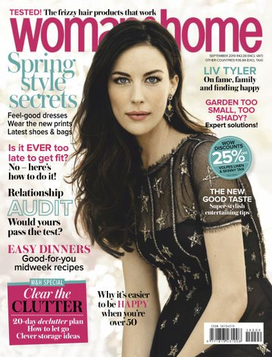 Woman & Home South Africa digital cover
