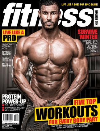 Fitness His Edition digital cover