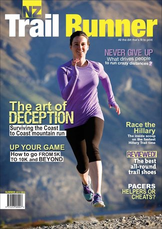 New Zealand Trail Runner digital cover