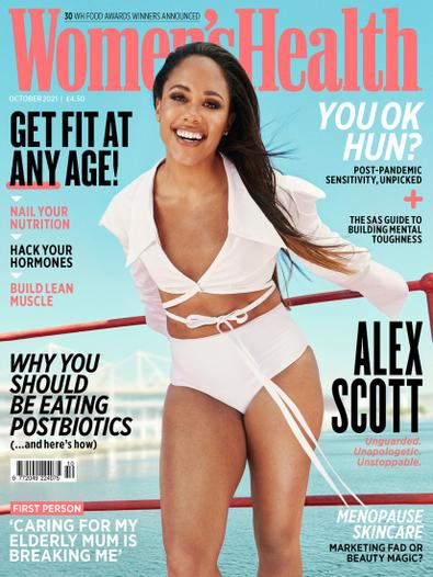 Women's Health UK digital cover