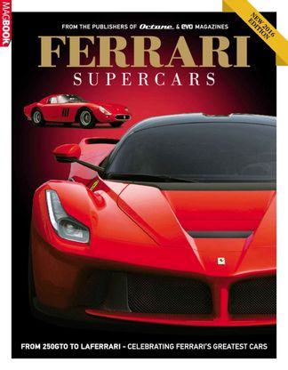 Ferrari Supercars digital cover