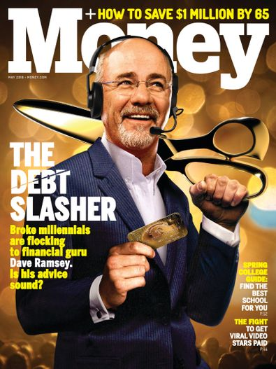 Money digital cover