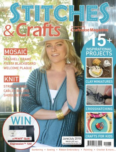 Craftwise digital cover