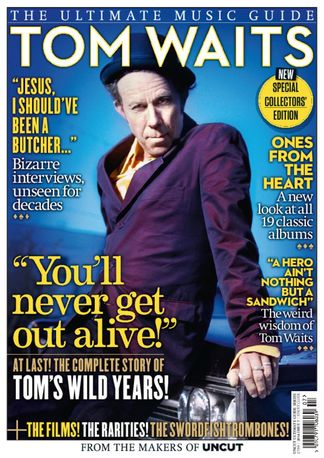Tom Waits - The Ultimate Music Guide digital cover