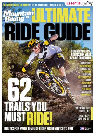 Mountain Biking UK Ultimate Ride Guide digital cover